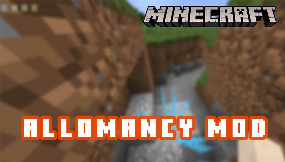 Allomancy Mod for Minecraft 1.15.1/1.14.4/1.12.2/1.11.2/1.10.2