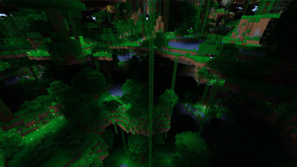 Mutated Jungle biome