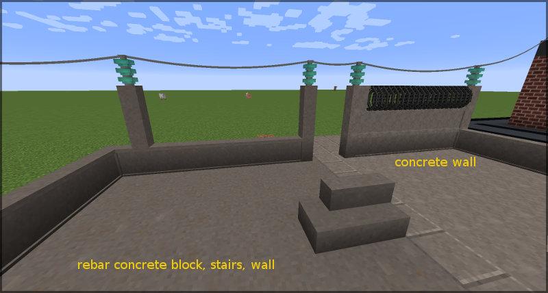 Concrete stuff