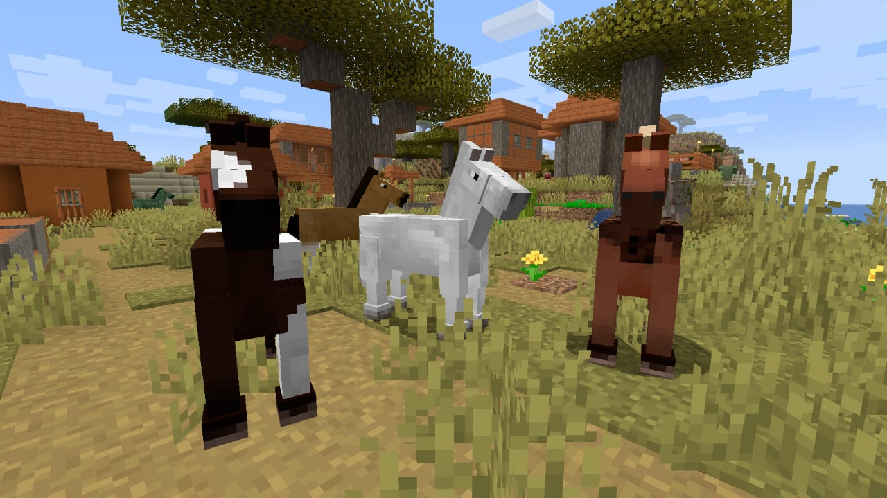Familiar Horses Mod Minecraft 1 15 2 Minecraft Mods