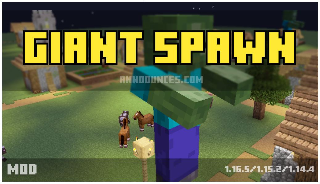 Giant Spawn