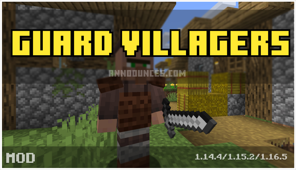 Guard Villagers