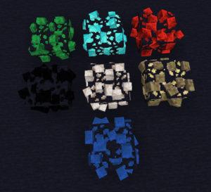Ore Overhaul Texture Pack