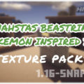 Annahstas Beastrinia Pokemon inspired 32x