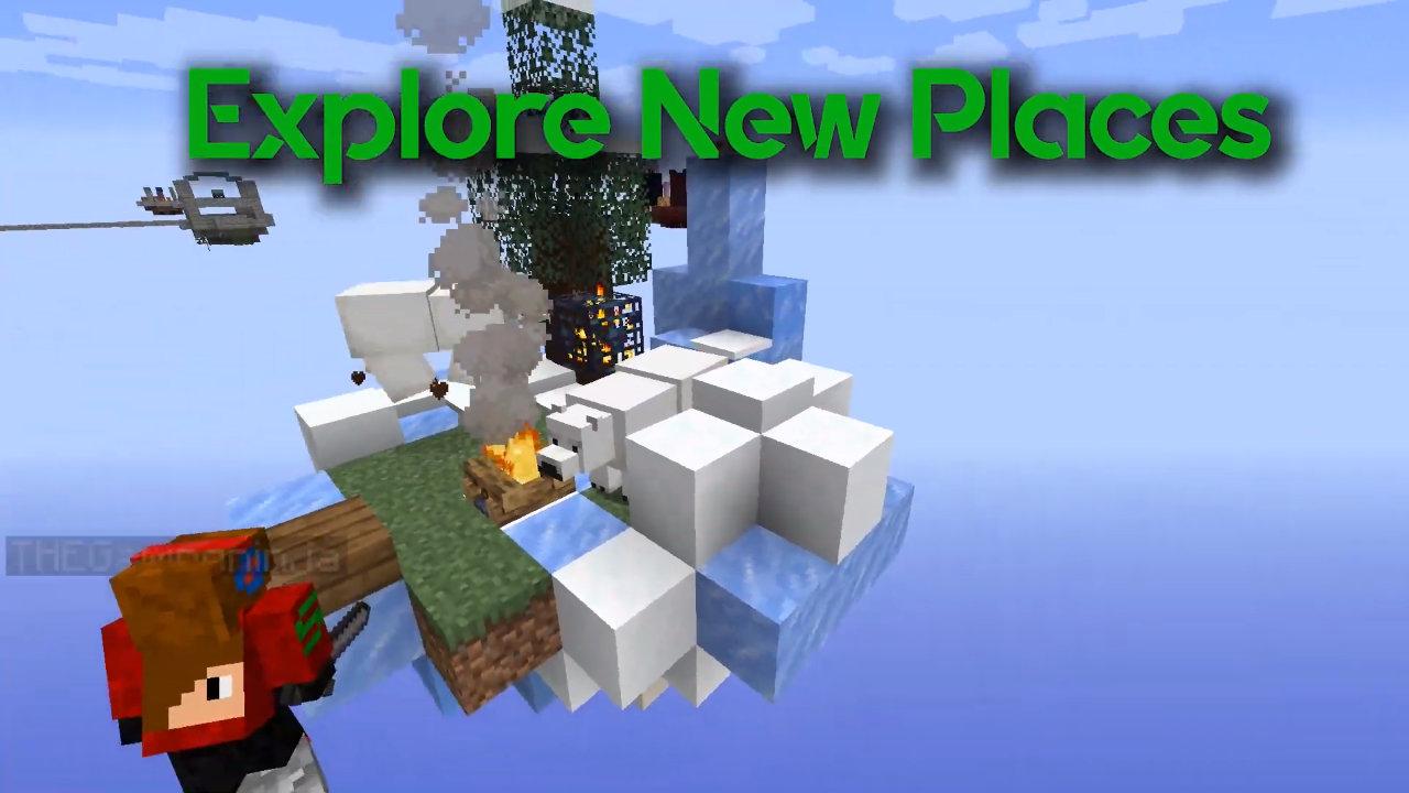 Spawncube Map