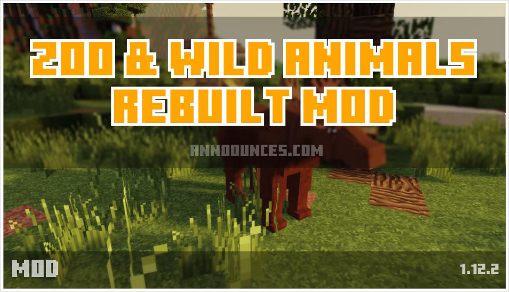 Zoo & Wild Animals Rebuilt : ZAWA