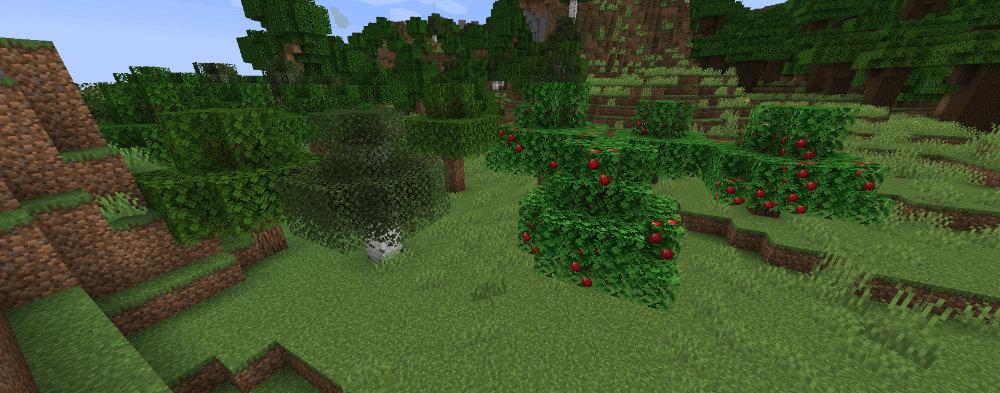 Apple Tree Minecraft