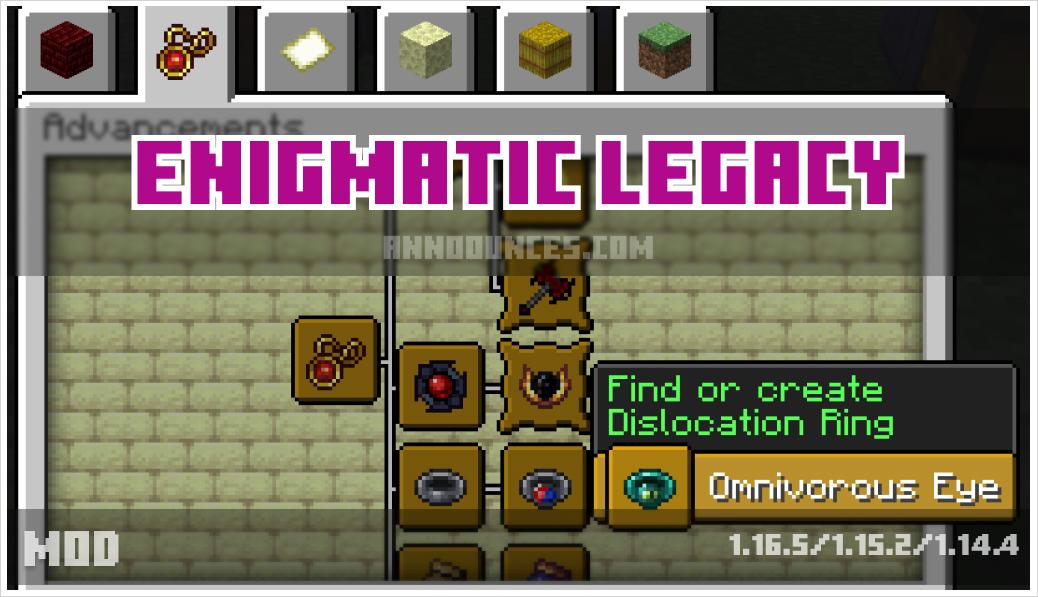 Enigmatic Legacy