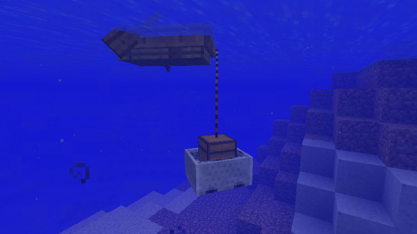 Connect boats and other entities together!