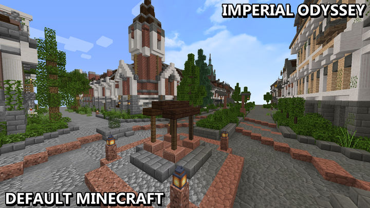 Imperial Odyssey (1.13 - 1.16) Texure PAck