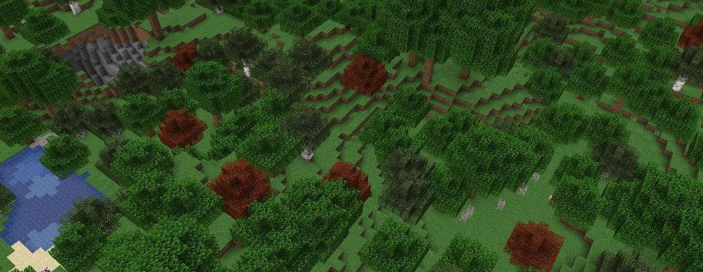 Mapple Tree Minecraft