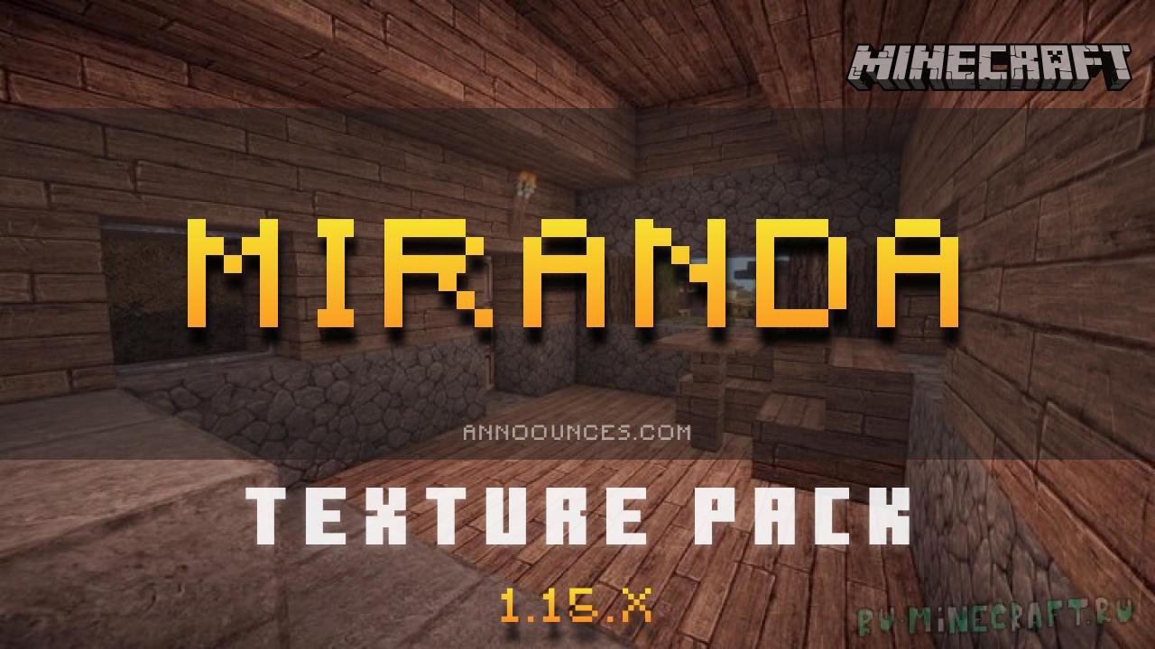 Miranda Texture Pack