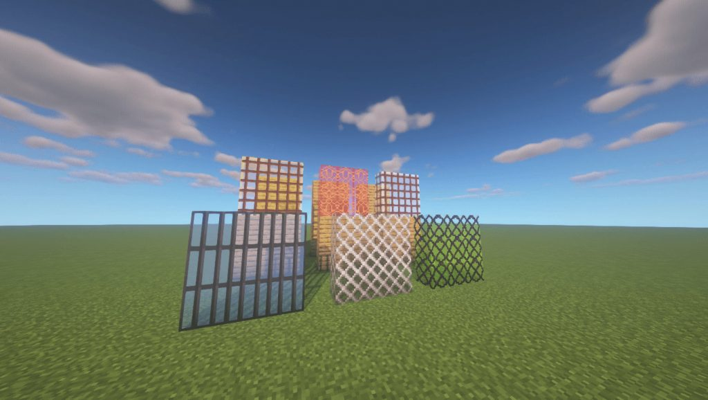 New Glass Textures