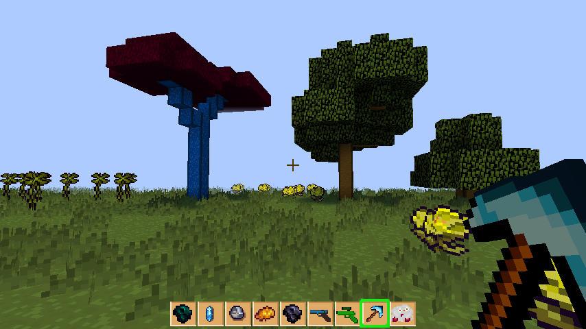 Pixel Survival 2 for mod 1.8.9