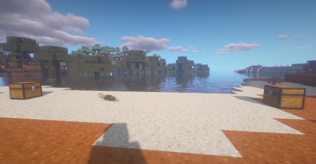 Rats Minecraft Mod