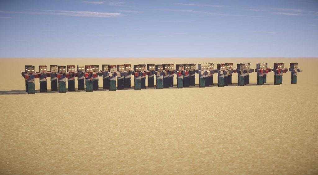 Drago's Creepy Mobs Pack