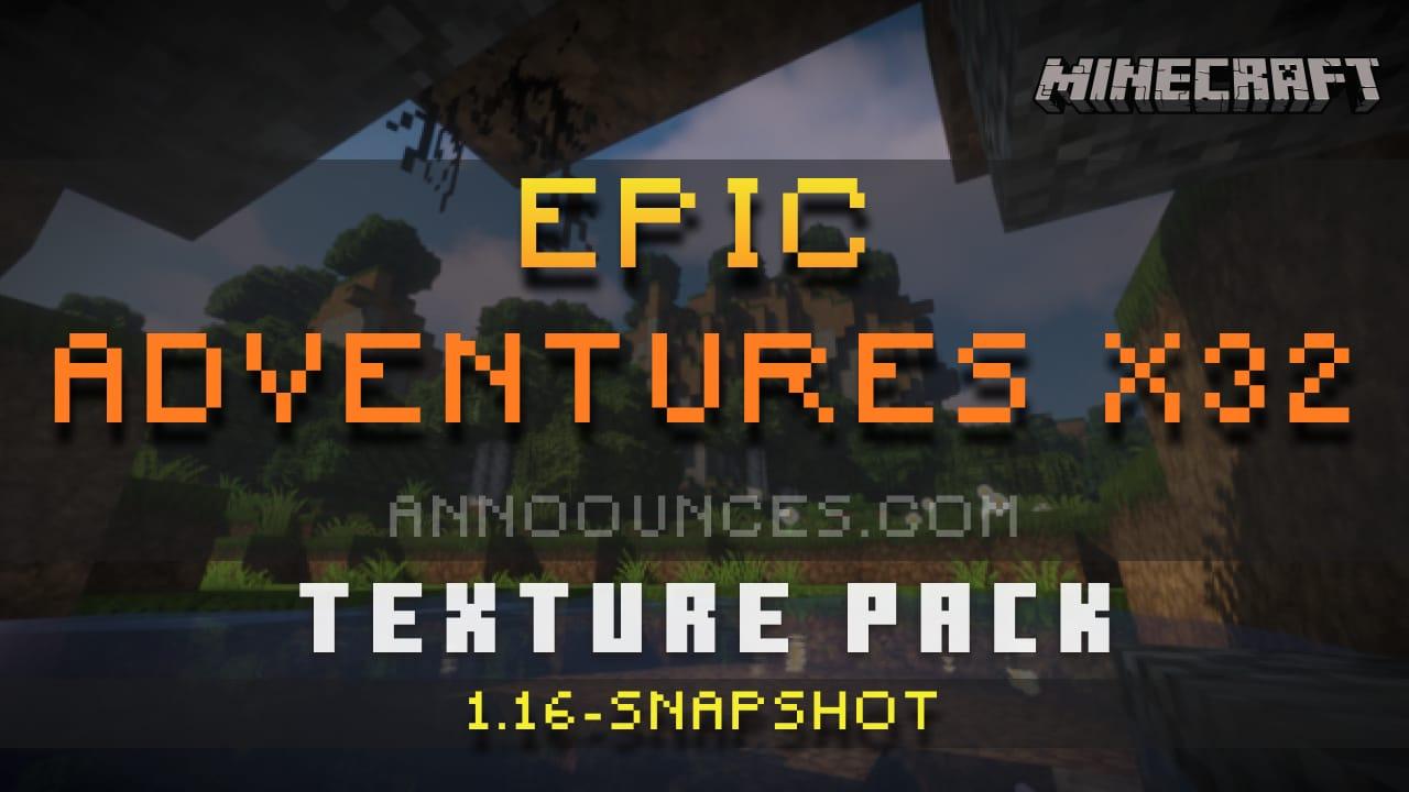 Epic Adventures x32