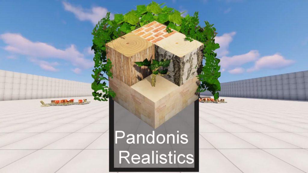 Pandonis Realistics Texture Pack