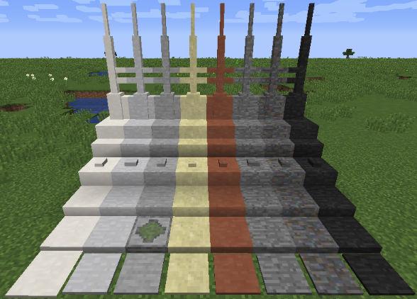 Styled Blocks Mod