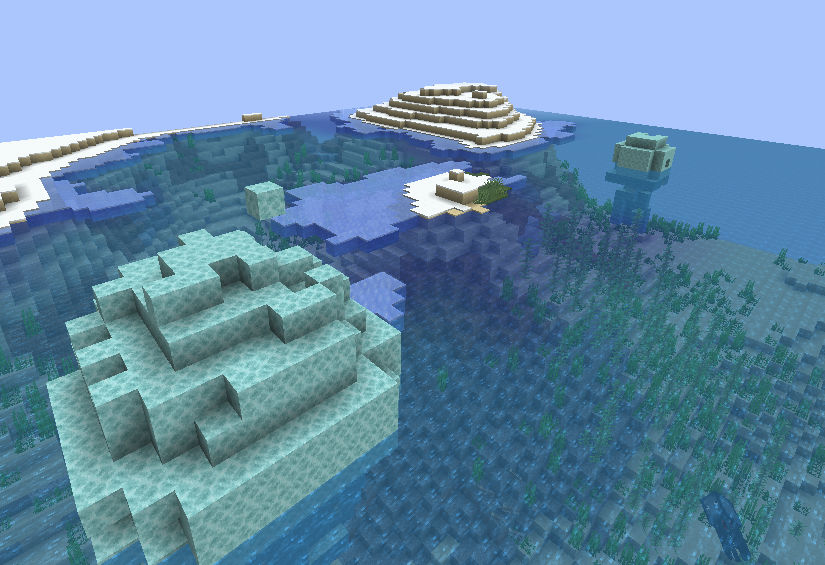 Mystical Iceberg