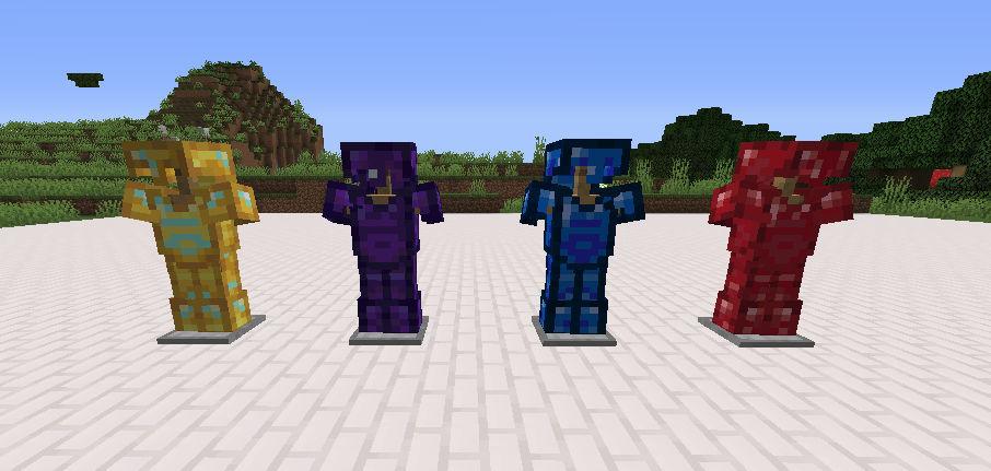 Mod Armors