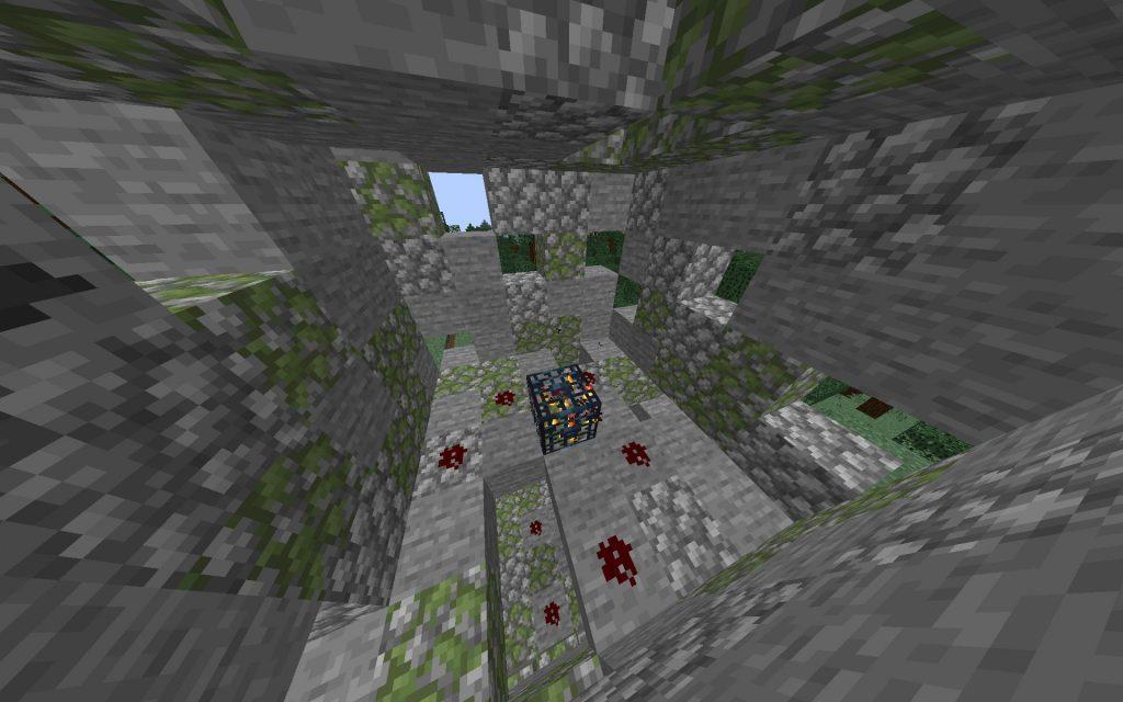 Ground Dungeon Tower 2nd Floor