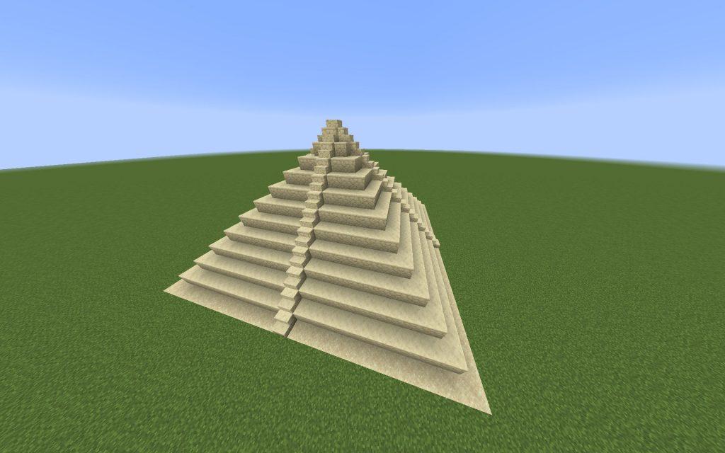 Pyramid Of Doom Outside