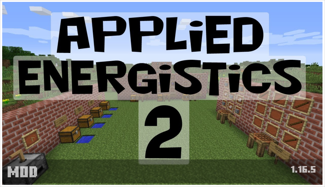 Applied Energistics 2