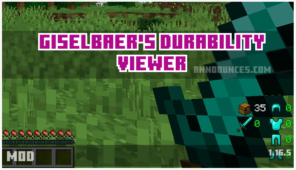 Giselbaer's Durability Viewer
