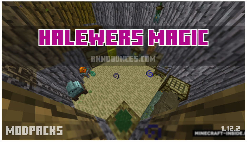 Halewers Magic [1.12.2]