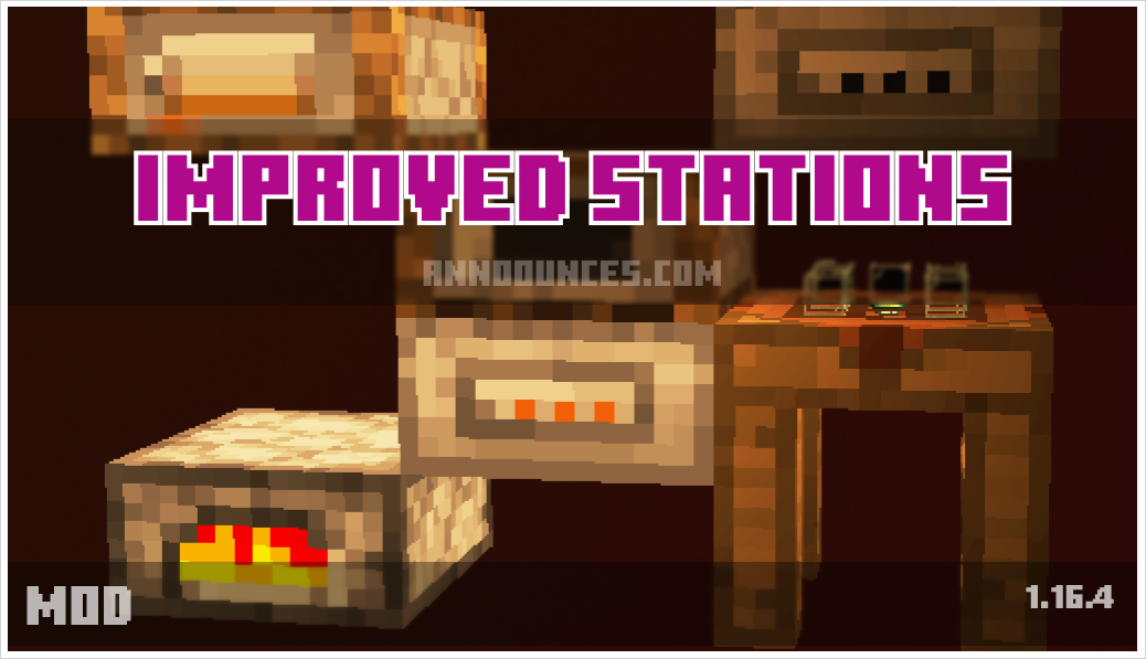 Improved Stations (Forge)