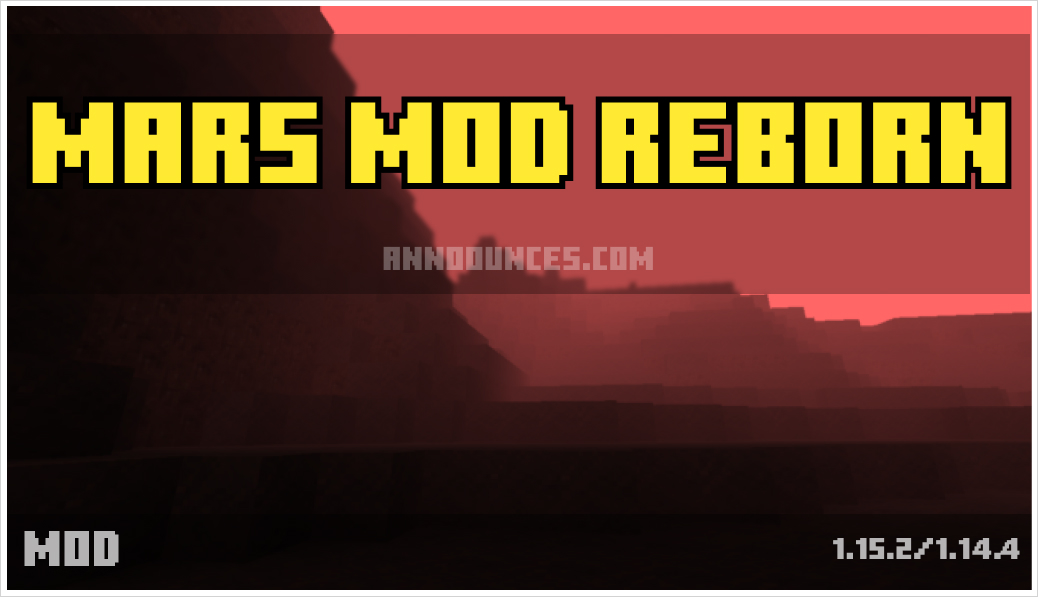 Mars Mod Reborn