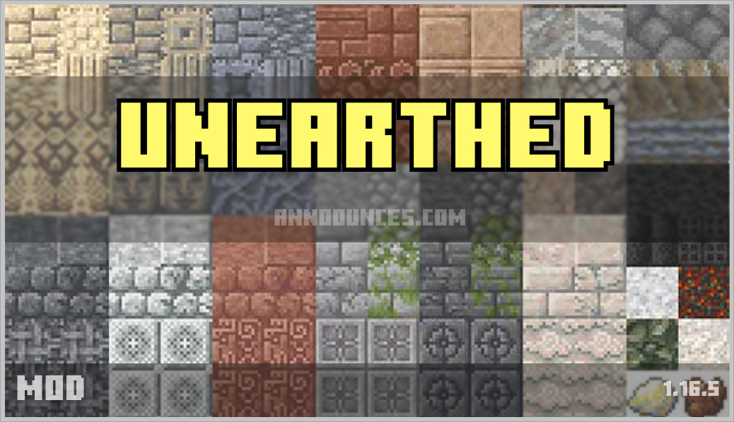 Unearthed Mod