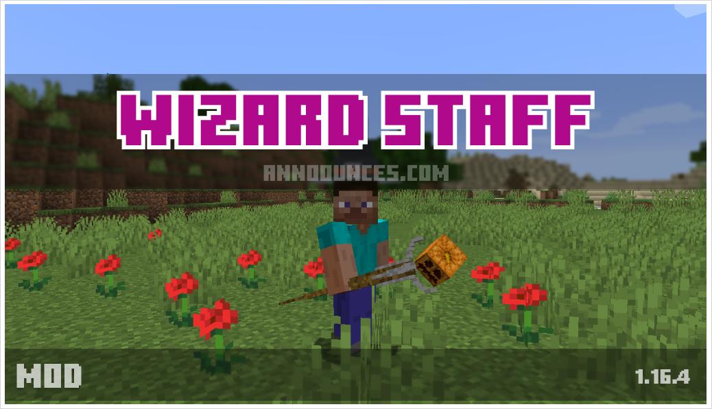 Wizard Staff
