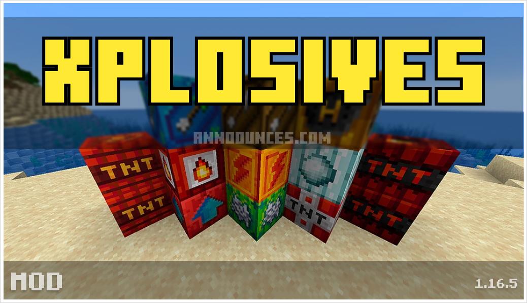 xplosives