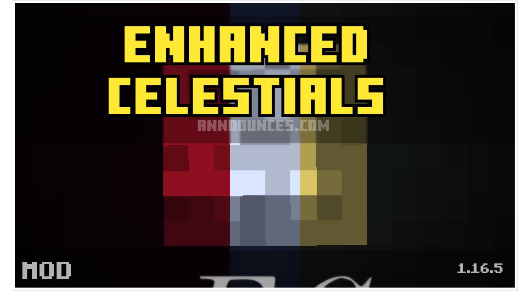 Enhanced Celestials - Blood Moons & Harvest Moons