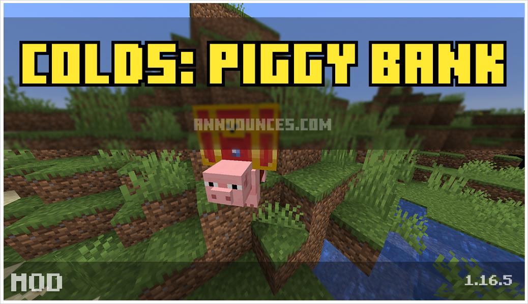 Piggy Bank Mod