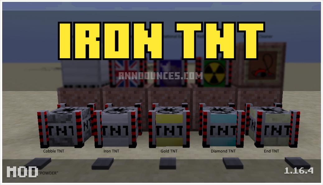 Iron TNT