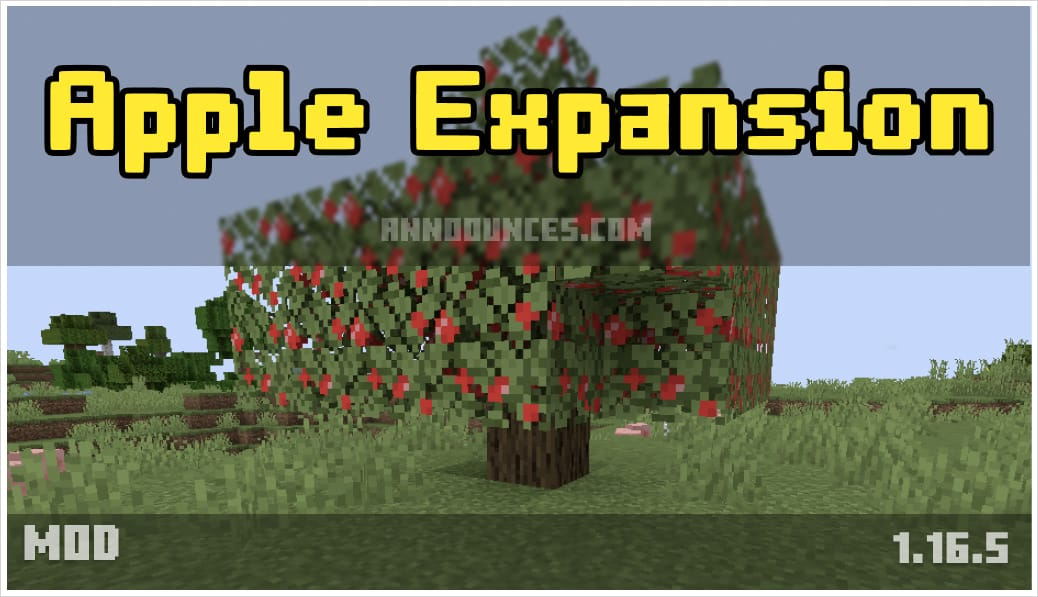 apple expansion