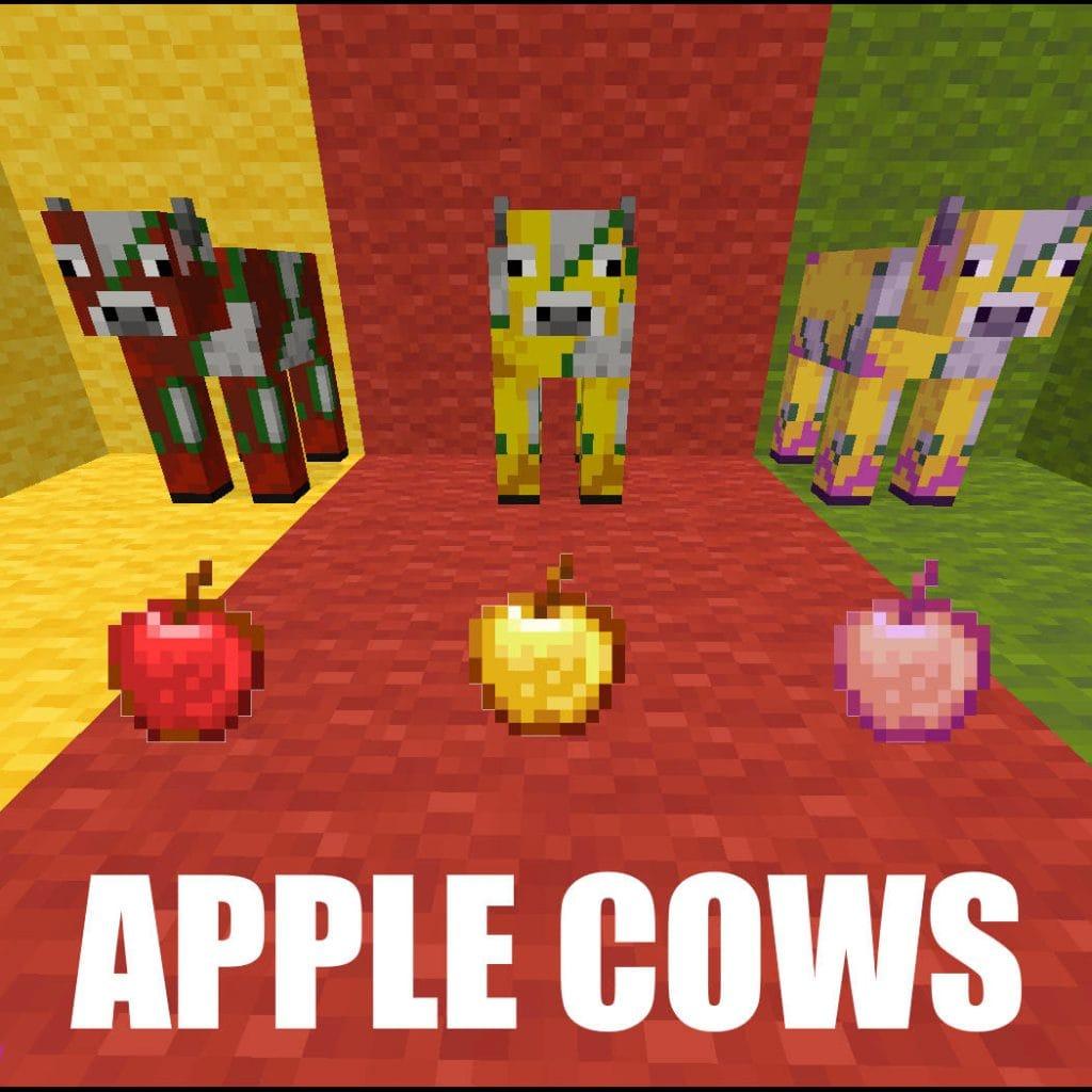 Apple Cows